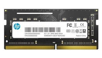 Memoria RAM HP S1 DDR4, 2666MHz, 8GB, CL19