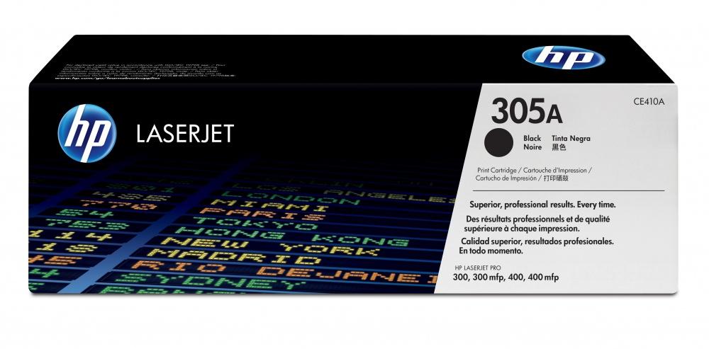 Tóner HP 305A Negro, 2200 Páginas ― ¡Compra y recibe $85 pesos de saldo para tu siguiente pedido!