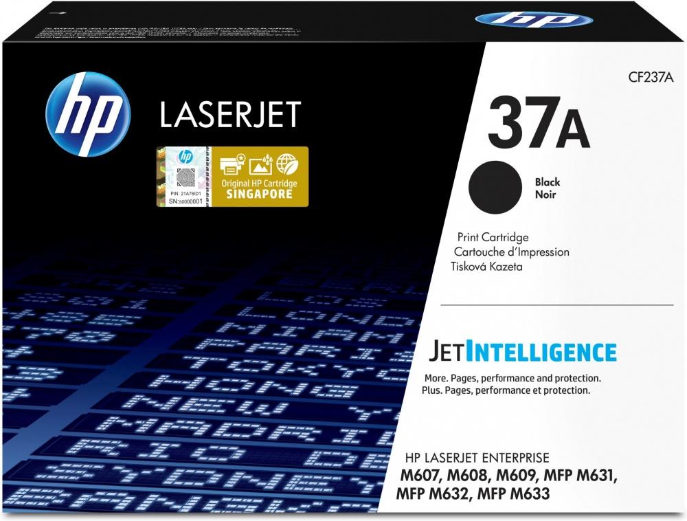 Tóner HP 37A Negro, 11.000 Páginas ― ¡Compra y recibe 5% del valor de este producto en saldo para tu siguiente pedido!