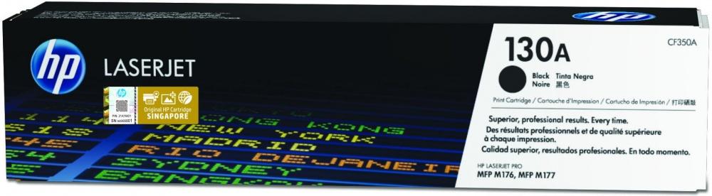 Tóner HP 130A Negro, 1300 Páginas ― ¡Compra y recibe 5% del valor de este producto en saldo para tu siguiente pedido!