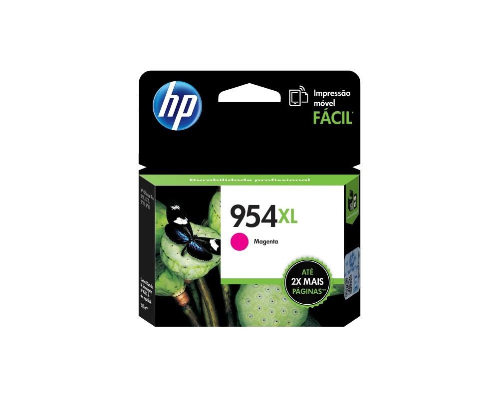 Cartucho HP 954XL Magenta ― ¡Compra y recibe 5% del valor de este producto en saldo para tu siguiente pedido!