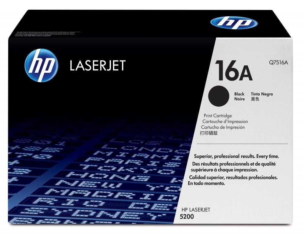 HP Toner 16A Negro, 12.000 Páginas ― ¡Compra y recibe $210 pesos de saldo para tu siguiente pedido!