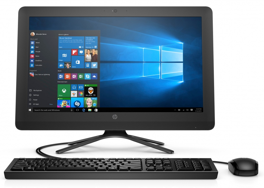 HP 22 -b202la All-in-One 21.5