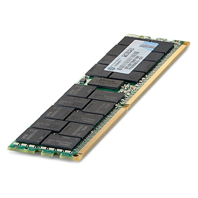 Memoria RAM HPE 647905-B21 DDR3, 1333MHz, 2GB, CL9, ECC, Single Rank x8, para ProLiant Gen8