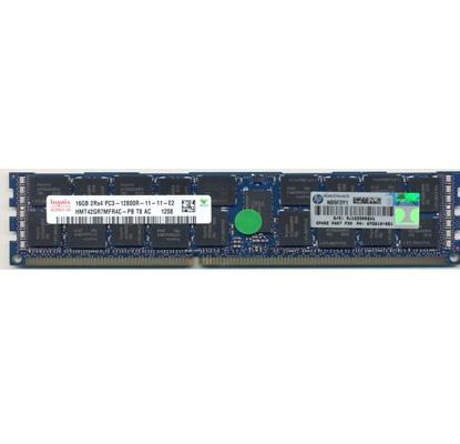 Memoria RAM HPE DDR3, 1600MHz, 16GB, ECC, CL11