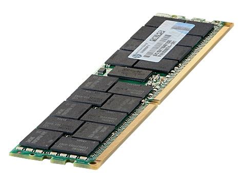 Memoria RAM HPE DDR4, 2133MHz, 4GB, CL15, ECC, para Proliant Gen9