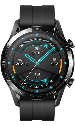Huawei WATCH GT2 Sport Touch, 46mm, Bluetooth, Negro