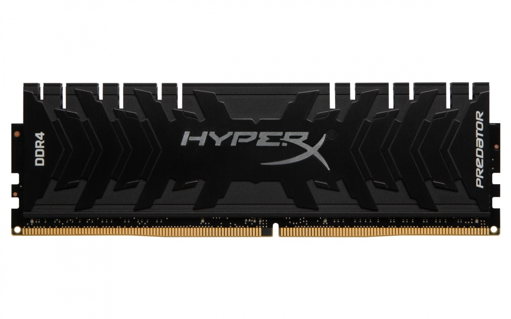 Memoria RAM HyperX Predator DDR4, 3200MHz, 32GB (4 x 8GB), Non-ECC, CL16, XMP