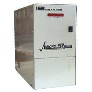 No Break Industrias Sola Basic Micro SR1600, 1600VA, Entrada 120-140V