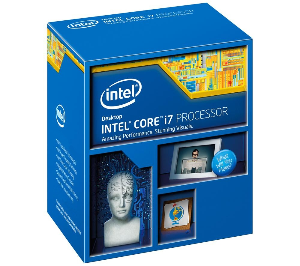 Procesador Intel Core i7-5820K, S-2011-v3, 3.30GHz, Six-Core, 15MB L3 Cache (5ta. Generación - Haswell-E)