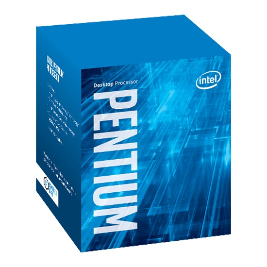 Procesador Intel Pentium G4560, S-1151, 3.50GHz, Dual-Core, 3MB Smart Cache (7ma Generación - Kaby Lake)