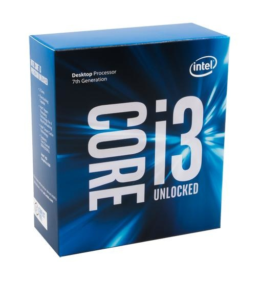 Procesador Intel Core i3-7350K, S-1151, 4.20GHz, Dual-Core, 4MB Smart Cache (7ma. Generación Kaby Lake)