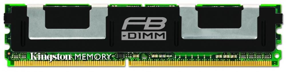Memoria RAM Kingston DDR2, 667MHz, 8GB, CL5, ECC Fully Buffered