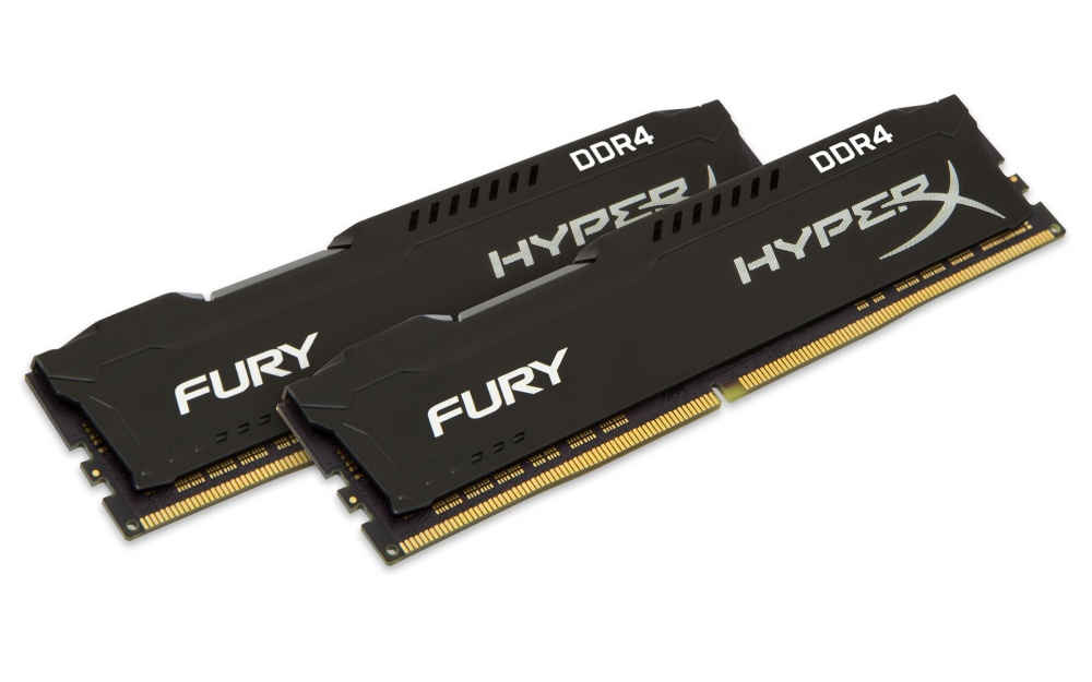 Memoria RAM HyperX FURY Black DDR4, 2933MHz, 32GB (2 x 16GB), Non-ECC, CL17, XMP