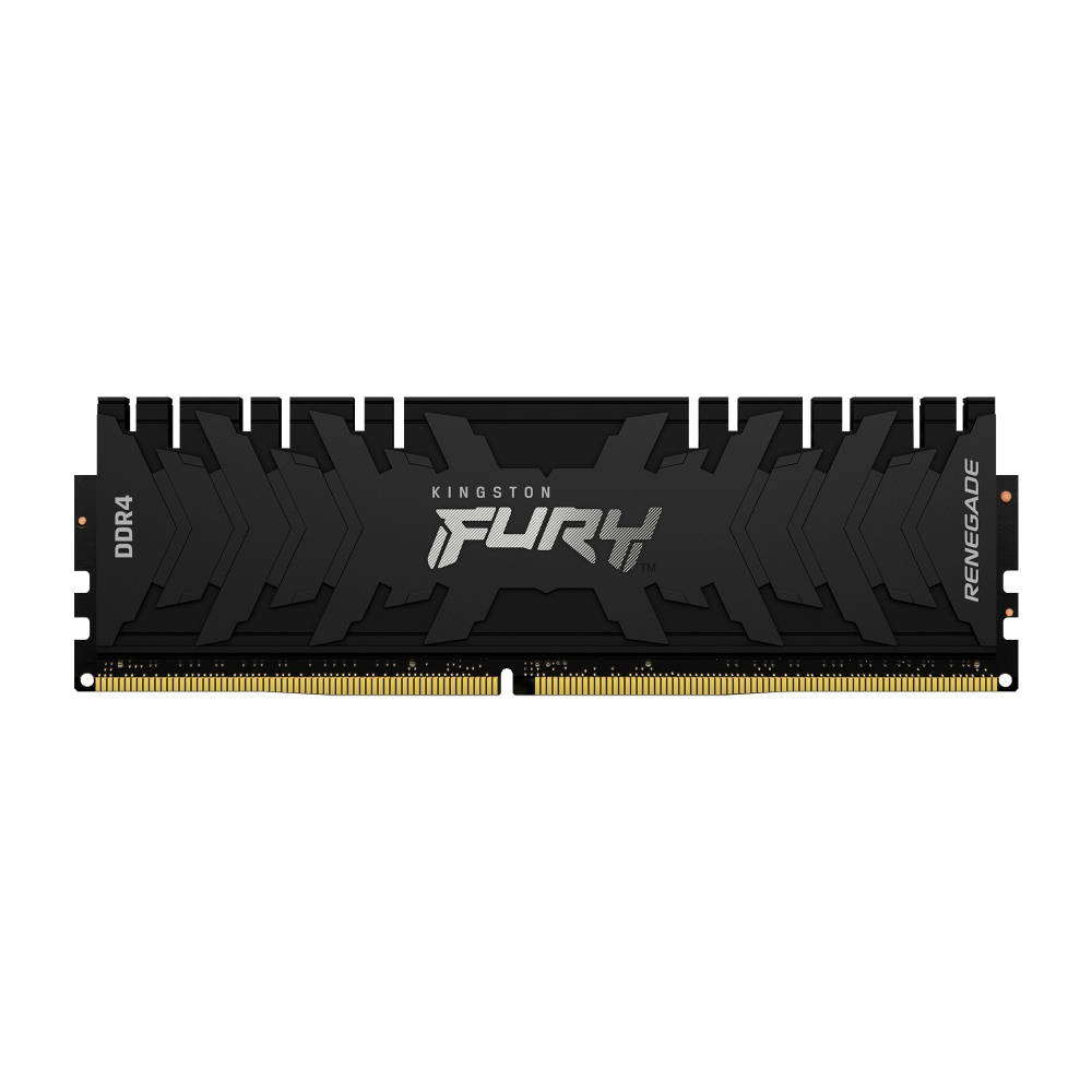 Memoria RAM Kingston FURY Renegade Black DDR4, 2666MHz, 8GB, Non-ECC, CL13, XMP