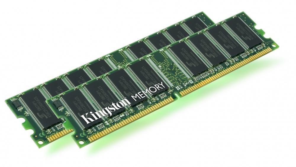Memoria RAM Kingston DDR2, 800MHz, 2GB, CL6, Non-ECC, para Fujitsu
