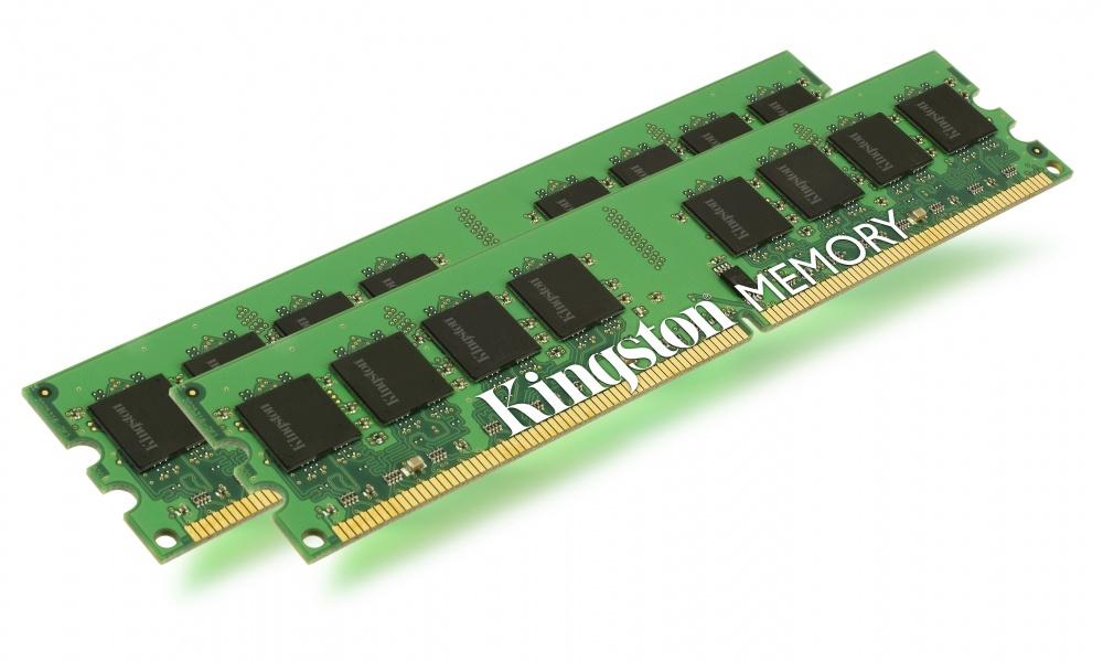 Memoria RAM Kingston DDR2, 667MHz, 2GB, CL5, ECC, para Dell PowerEdge T100