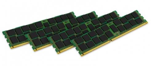 Memoria RAM Kingston DDR3, 1600MHz, 32GB (4 x 8GB), ECC Registered