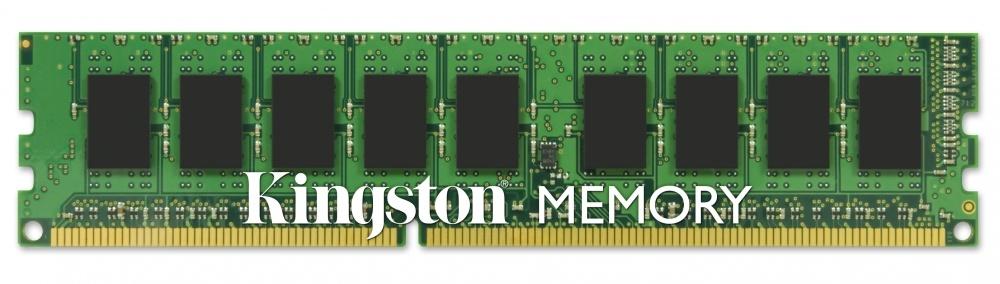 Memoria RAM Kingston Low Power DDR3, 1333MHz, 4GB, ECC Registered, Dual Rank x8, para HP