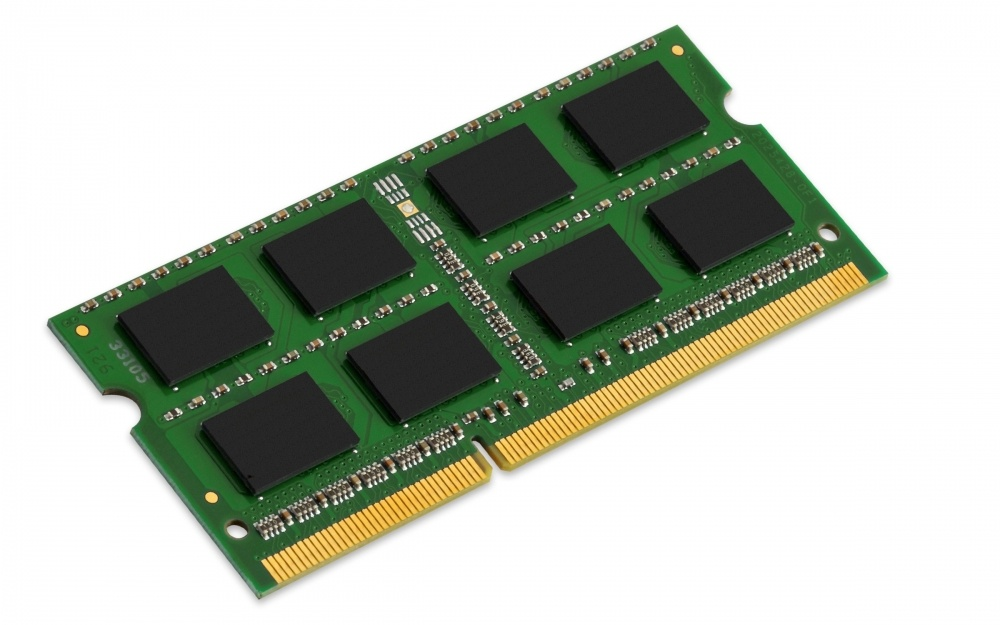 Memoria RAM Kingston DDR3, 1600MHz, 4GB, CL11, Non-ECC, SO-DIMM, Single Rank x8, para HP