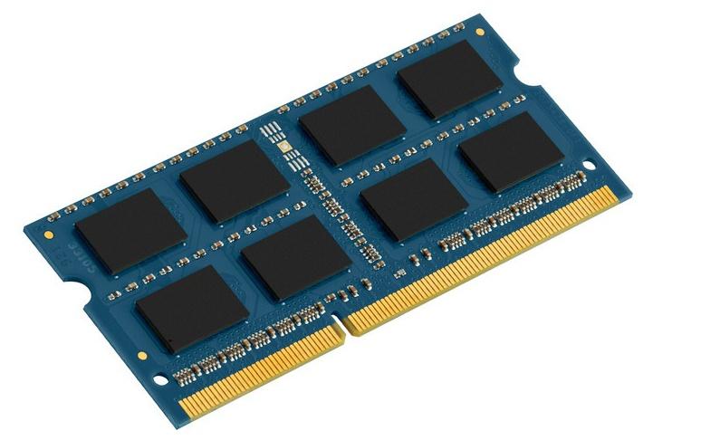Memoria RAM Kingston DDR3, 1600MHz, 4GB, SO-DIMM