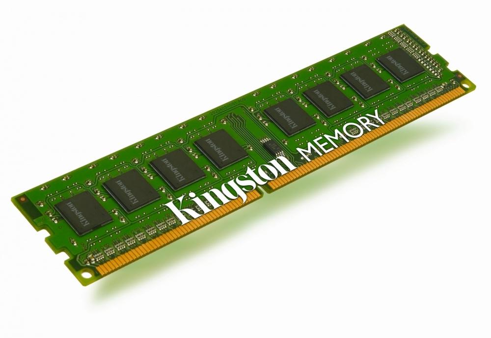 Memoria RAM Kingston DDR3, 1333MHz, 4GB, CL9, ECC Registered, Dual Rank x8, c/ TS VLP