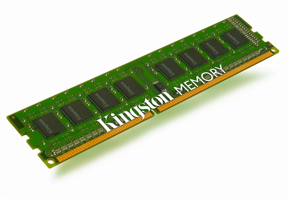 Memoria RAM Kingston ValueRAM DDR3, 1333 MHz, 1GB, Non-ECC, CL9