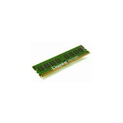 Memoria RAM Kingston DDR3, KVR1333D3S8N9H/2G,  1333MHz, 2GB, CL9, Non-ECC, Single Rank, 30mm