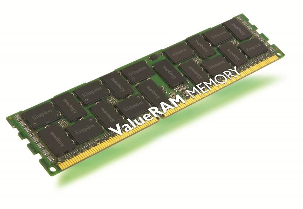 Memoria RAM Kingston DDR3, 1333MHz, 16GB, CL9, ECC Registered, Dual Rank x4, c/ TS