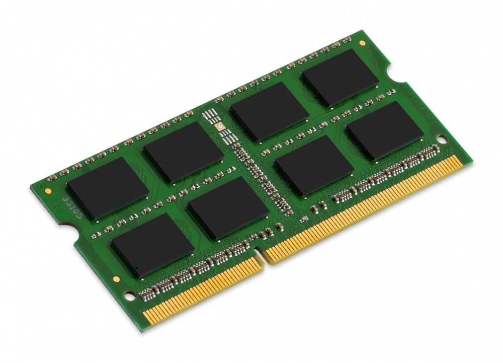 Memoria RAM Kingston DDR3L, 1600MHz, 8GB, CL11, Non-ECC, SO-DIMM, 1.35V