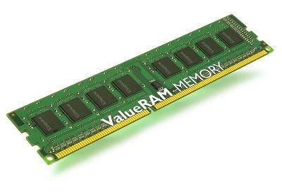 Memoria RAM Kingston DDR3, 1600MHz, 4GB, CL11, ECC Registered, Single Rank x4, 1.35V, c/ TS