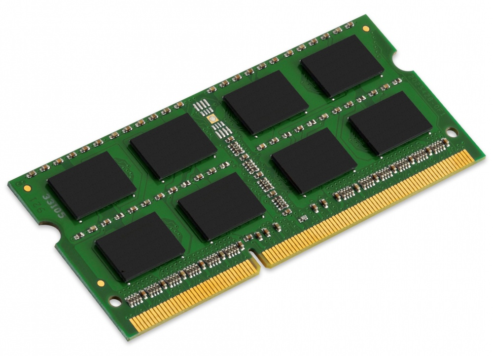Memoria RAM Kingston DDR3, 1600MHz, 4GB, CL11, Non-ECC, SO-DIMM, Single Rank x8