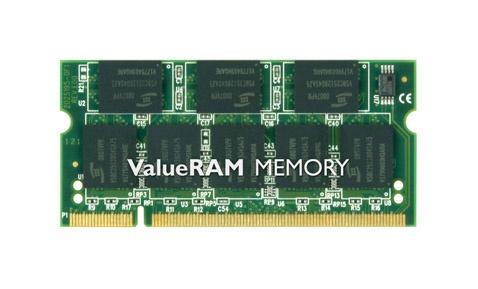 Memoria RAM Kingston DDR, 333MHz, 512MB, CL2.5, SODIMM