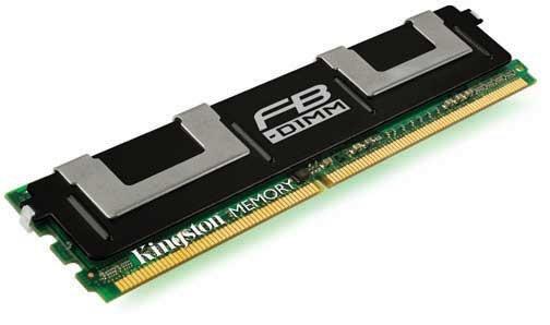Memoria RAM Kingston DDR2, 667MHz, 4GB, CL5, ECC Fully Buffered, Dual Rank x4