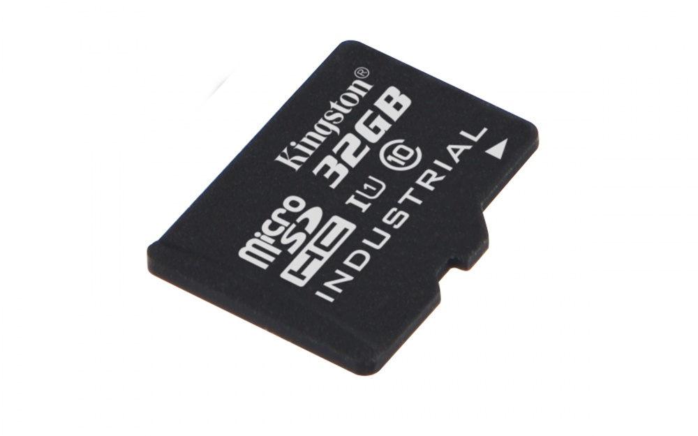 Memoria Flash Kingston Industrial, 32GB, MicroSDHC UHS-I Clase 10