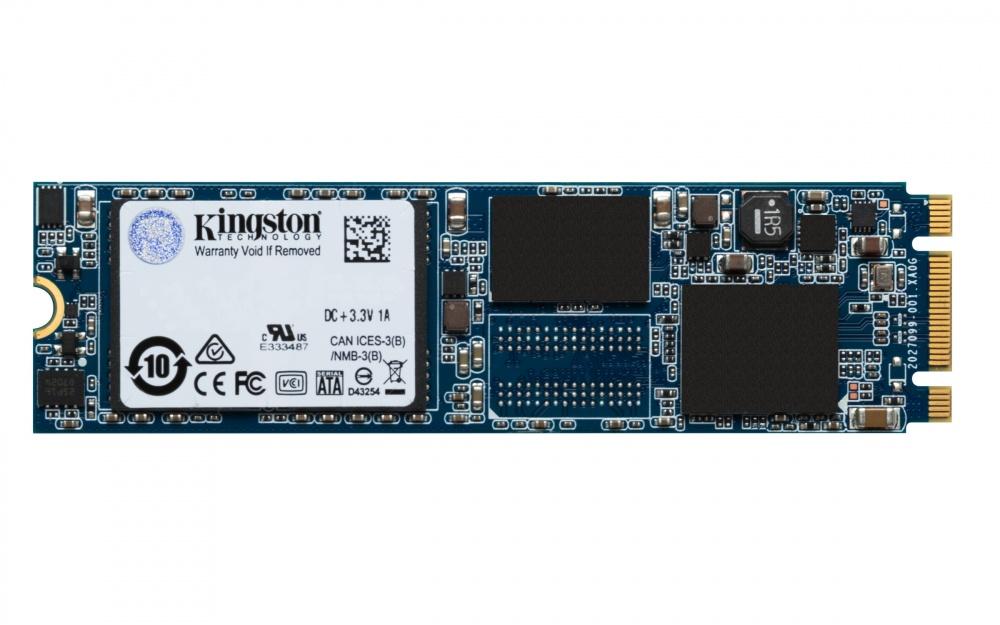 SSD Kingston UV500, 240GB, SATA III, M.2 ― ¡Obtén 15% de descuento al comprarlo con una laptop seleccionada!