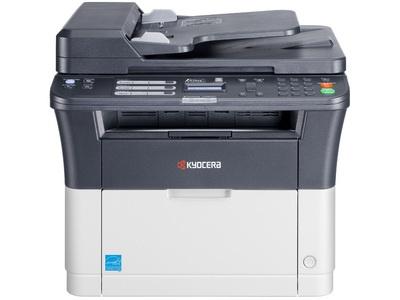 Multifuncional Kyocera FS-1025MFP, Blanco y Negro, Láser, Print/Scan/Copy/Fax