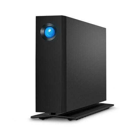 Disco Duro Externo LaCie d2 Professional, 10TB, USB-C, Negro - para Mac/PC