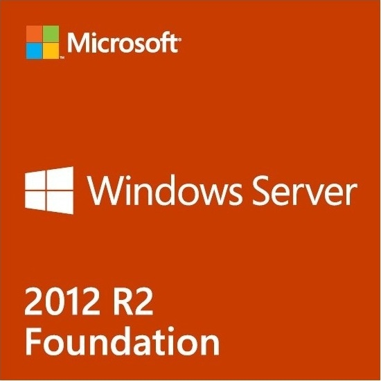 Lenovo Windows Server 2012 R2 Foundation ROK, 1 Usuario, 64-bit