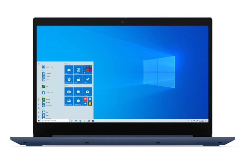 "Laptop Lenovo IdeaPad 3 15ADA05 15.6"" HD, AMD Ryzen 3 3250U 2.60GHz, 12GB, 1TB + 128GB SSD, Windows 10 Home 64-bit, Azul"