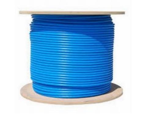 Leviton Bobina de Cable Cat5e UTP, 305 Metros, Azul