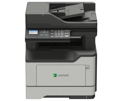 Multifuncional Lexmark MB2338adw, Blanco y Negro, Laser, Inalámbrico, Print/Scan/Copy/Fax