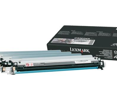 Lexmark Fotoconductor C53034X - Paquete de 4 Piezas