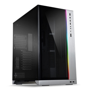 Gabinete Lian Li O11Dynamic XL con Ventana RGB, Midi-Tower, ATX/EATX/ITX/Micro ATX, USB 3.0, sin Fuente, Blanco