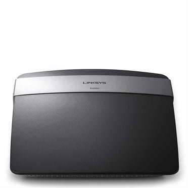 Router Linksys Fast Ethernet E2500 de Doble Banda N600, Inalámbrico, 300 Mbit/s, 4x RJ-45, 4 Antenas