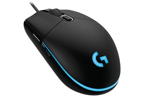 Mouse Gamer Logitech Óptico G203 Prodigy, Alámbrico, USB, 6000DPI, Negro