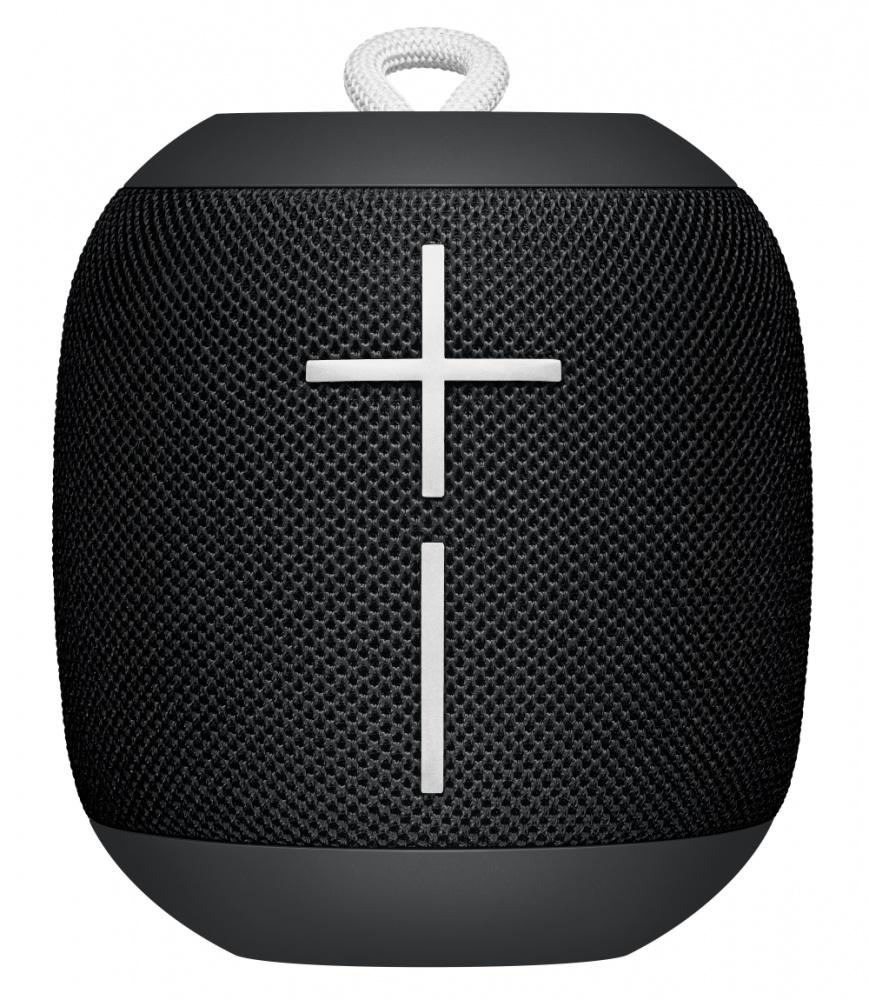 Logitech Bocina Portátil UE WONDERBOOM, Bluetooth, Inalámbrico, 2.0, USB, Negro - Resistente al Agua