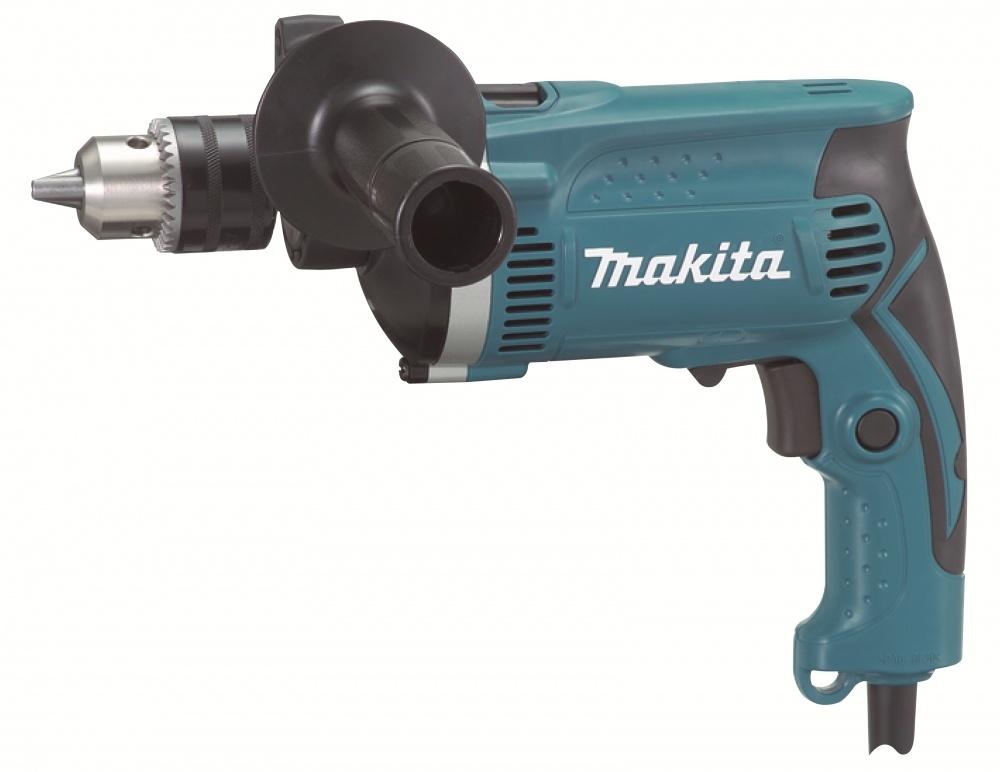 """Makita Rotomartillo HP1630, Alámbrico, 5/8"""", 710W, Azul"""