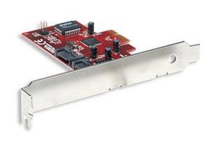 Manhattan Tarjeta SATA 300 RAID PCI Express - Dos puertos internos SATA, vía x1