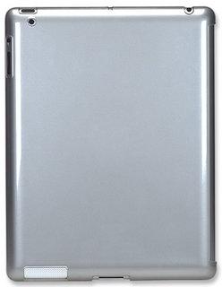 Manhattan Cubierta Rigida Cristal de Policarbonato para iPad 3a Gen, Transparente